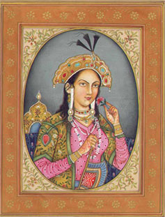 Picture of Mumtaz Mahal